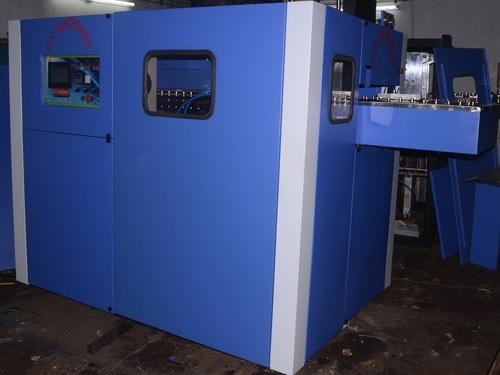 4 cavity machine Fully automatic