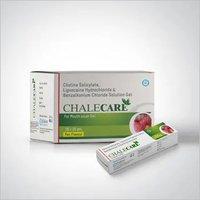 Choline Salicylate Lignocaine Hydrochloride & Benzalkonium Chloride