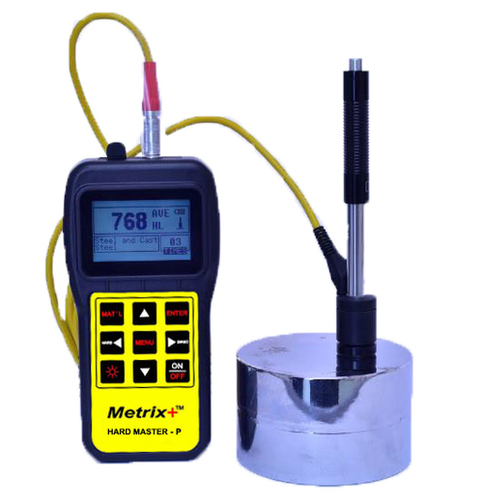 Digital Hardness Tester Hardmaster-P