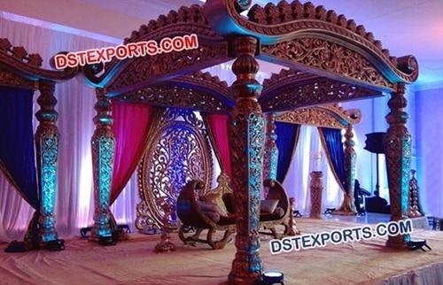 wedding mandap decoration