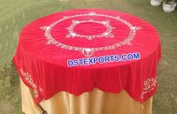 Embroidered  tablecloth for sale