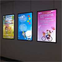 Multicolour Sign Display