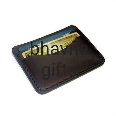 Plain Visiting Card Holder