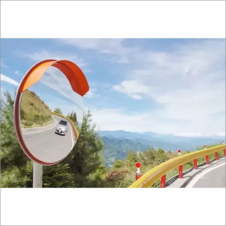 Road Safety Convex Mirror