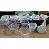 Disposable Ice Cream Cup