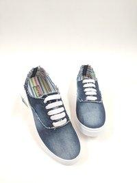 MEN Denim Canvas Shoes