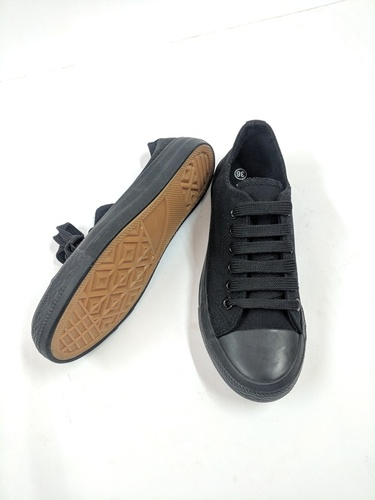 Rubber Canvas Shoes