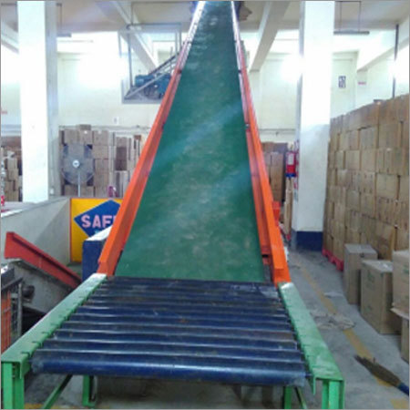 Slider Bed Conveyor System
