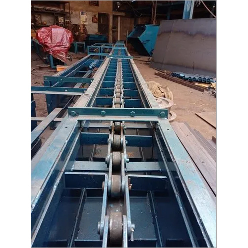 Material Handling Drag Chain Conveyor