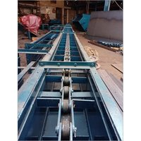 Material Handling Drag Chain Conveyor