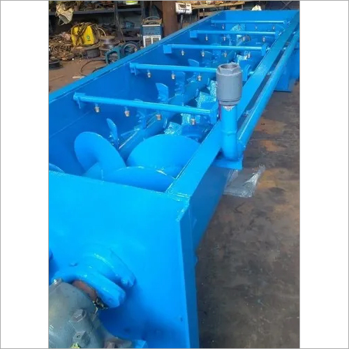 Ash Conditioner Pugmill Mixer