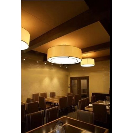 Acoustic Panel For Restaurant
