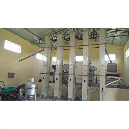 Automatic Rice Plant Machine