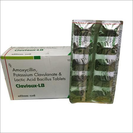 Claviaux LB Tablets