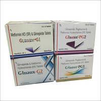 Glimipiride tablets