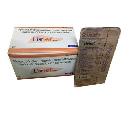 LIVLET Tablets