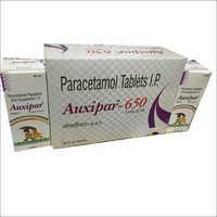 Auxipar 650 Paracetamol Tablets