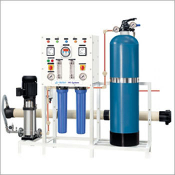 Industrial TDS Adjuster Plant