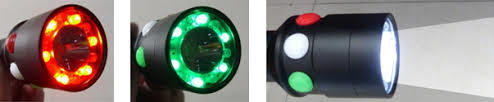 Tri Color Signal Torch