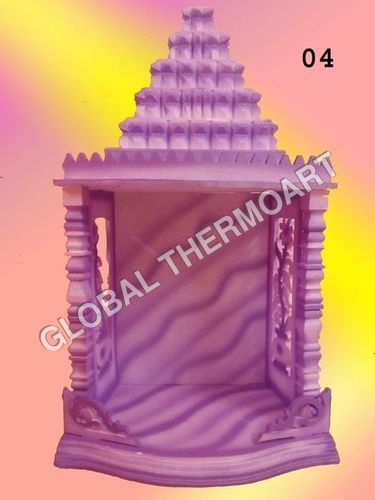 Thermocol Two Color Temple