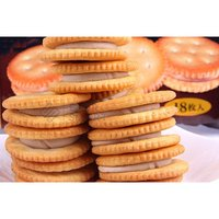 Double Lane Biscuit Sandwiching Machine