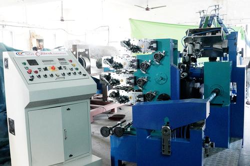 Four Color Dry Offset Printing Machine