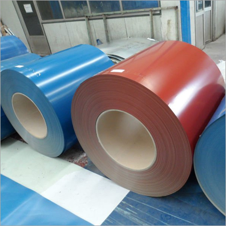 Color Coated Metal Coil
