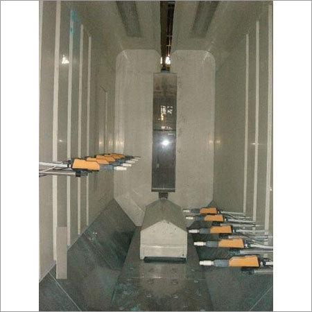 Conveyorised Powder Coating Plant