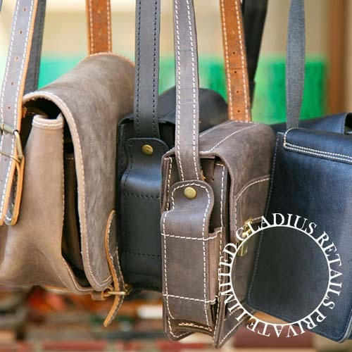 Genuine Leather Quality Executive Bags