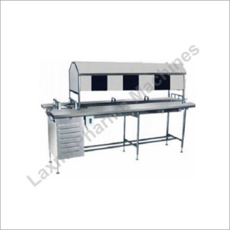 Online Visual Inspection Table