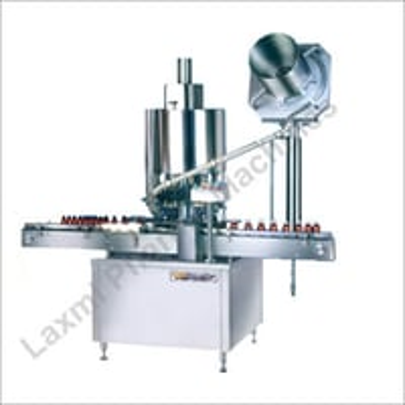 Automatic Multi Head Ropp - Screw Cap Sealing Machine