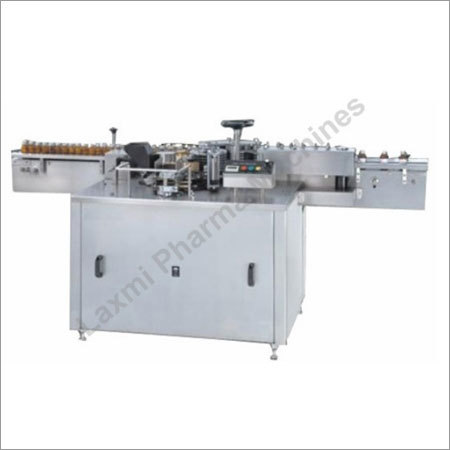 Automatic High Speed Round Container Wet Glue (Gum) Labeling Machine