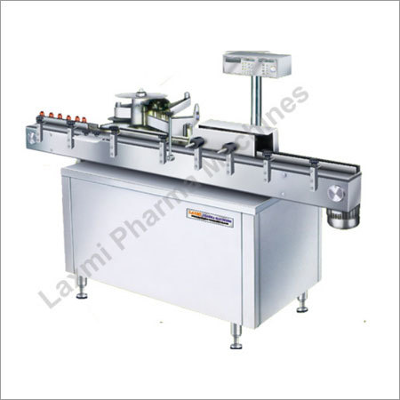 Automatic Round Container Self Adhesive (Sticker) Labeling Machine