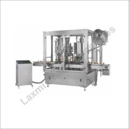 Automatic Volumetric Mono-Block Rotary Piston Filling Cum Sealing Machine