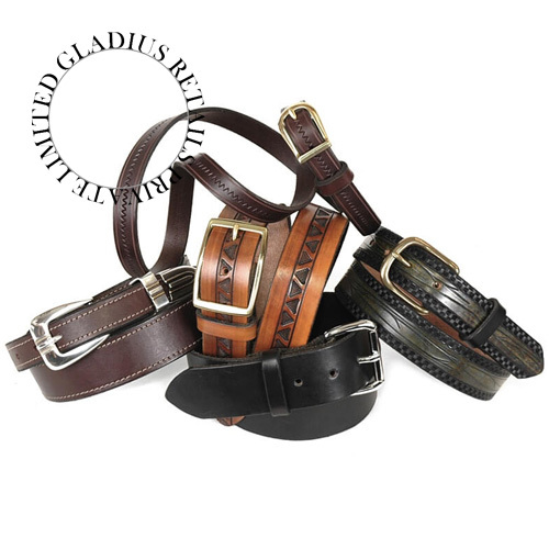 High Quality Leather Mens Belts