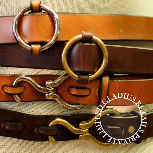 Pure Leather Mens Dress Belts