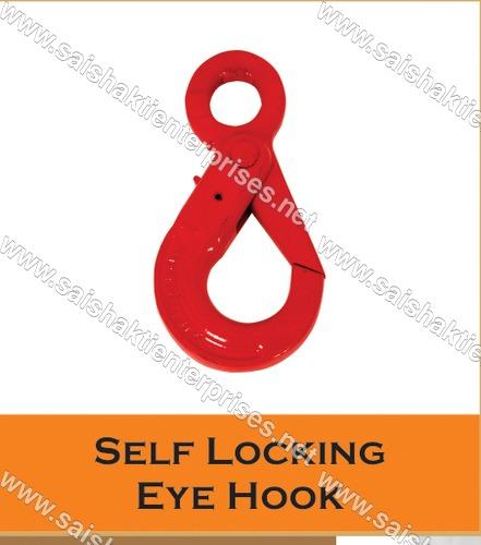 Self Locking Eye Hook