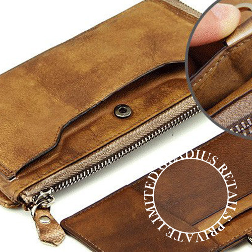 Small Leather Wallets For Women