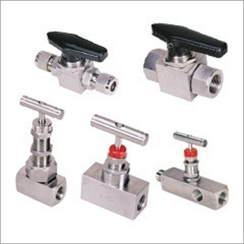 2 way Manifold Valves