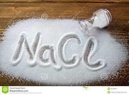 Sodium Chloride ( NACl)