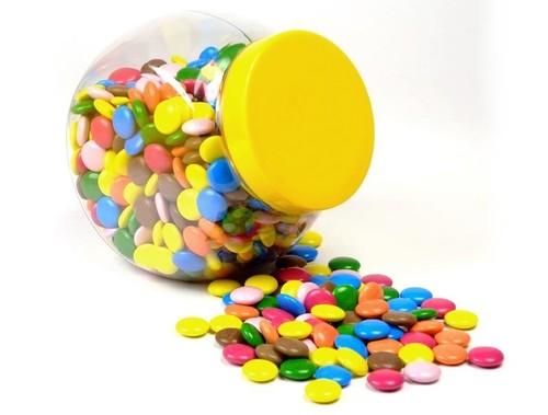 Confectionery Jar Cap