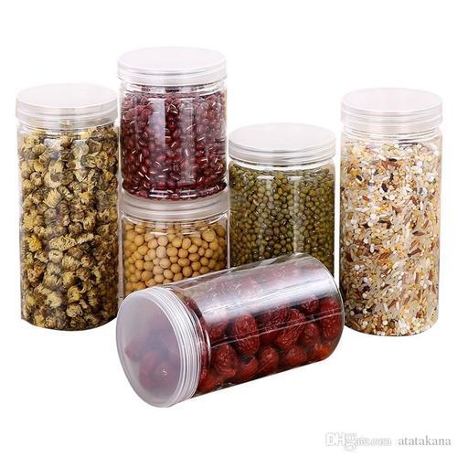 Ingredients Jar Cap