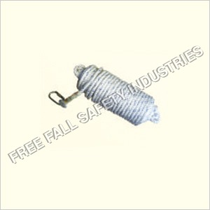 Twisted Rope Anchorage line
