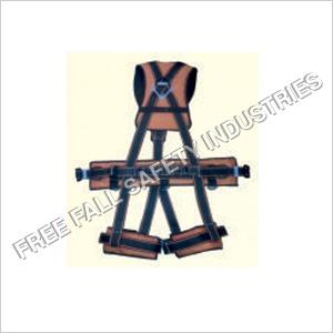 Full body sit harness