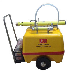 Mobile Foam Trolley Unit