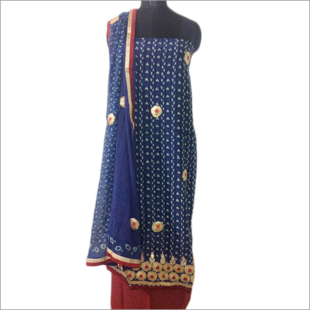 Ladies Designer Hand Work Suits