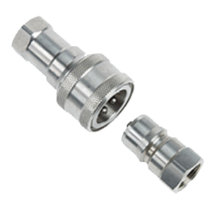 Hydraulic Quick Disconnect Coupling
