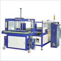 Pp Carton Automatic Strapping Packing Line