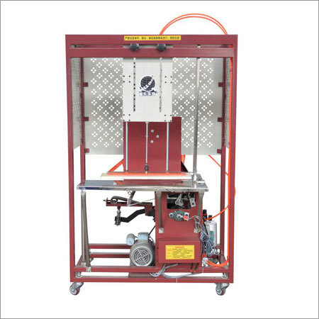 Press Strapping Packing Machine