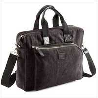Black Color Trendy Executive Bag